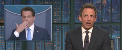 VIDEO: Spicer's Out, Scaramucci's In: Seth Meyers Takes A Closer Look