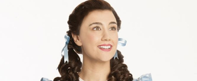 Samantha Leigh Dodemaide Will Click Her Heels As Dorothy in THE WIZARD OF OZ