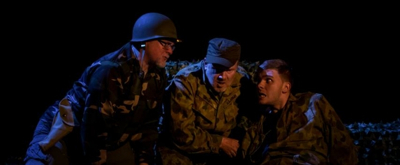 BWW Review: THE WHITE HOUSE MURDER CASE at Holden Street Theatres – The Studio