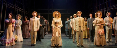 Review: RAGTIME Explodes in Rhythm and Rhyme
