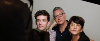 BWW TV: Michael Urie & Company Pose for TORCH SONG Photo Shoot!