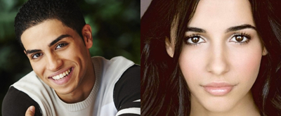 Mena Massoud, Naomi Scott, and Will Smith to Lead Live-Action ALADDIN