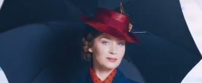 VIDEO: Emily Blunt Exudes Pure Magic in MARY POPPINS RETURNS Motion Poster