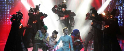 BWW Review: Cirque Du Soleil's MICHAEL JACKSON: ONE DAZZLES WITH THE MAGIC & MUSIC OF MJ at Mandalay Bay