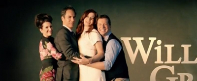 VIDEO: WILL AND GRACE Releases New Promo Ahead of September Premiere