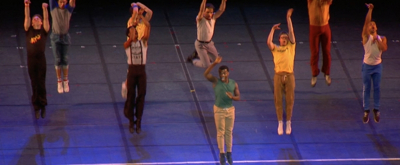 BWW TV: Can You Imagine? Sharrod Williams Performs 'Gimme the Ball' at The Muny