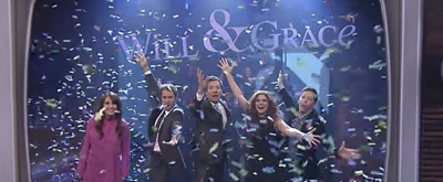 VIDEO: Will & Grace is Comin' (Back) to Town