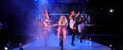 Photo Flash: A Sultry First Look at Brian Clowdus, Molly Tynes and More in CABARET at Serenbe Playhouse