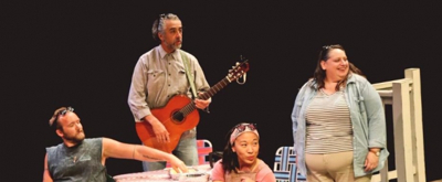 BWW Review: Pony World's Collaborative AMERICAN ARCHIPELAGO is Bizarre, and Works as a Comedy