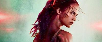 Photo Flash: First Look - Alicia Vikander is Lara Kroft in TOMB RAIDER