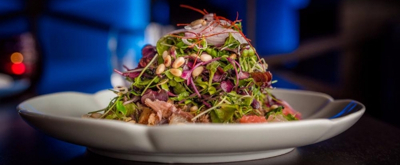 BWW Review:  HAKKASAN in the Theatre District for Fine Dining Pleasure