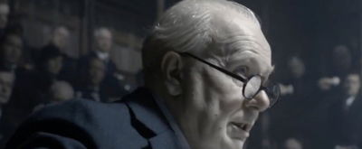 Watch the Official Trailer for DARKEST HOUR