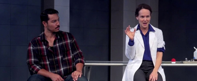 VIDEO: Behind The Scenes of ROZ & RAY at San Diego REP
