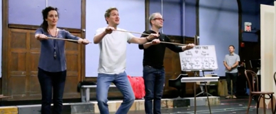 VIDEO: Step Inside Rehearsals for MERRILY WE ROLL ALONG at Huntington