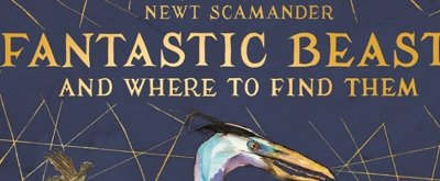Illustrated Edition of FANTASTIC BEASTS AND WHERE TO FIND THEM by J.K. Rowling Coming Nov. 7, 2017!