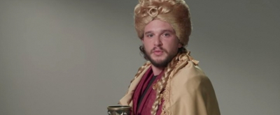 VIDEO: Kit Harington Shares Never-Before-Seen GAME OF THRONES 'Audition'