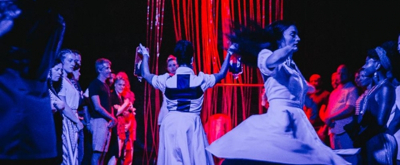 Photo Flash: Get a Peek Inside the Immersive SEEING YOU, Opening Tonight Off-Broadway