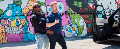 VIDEO: Usher Joins James Corden for Latest Edition of 'Carpool Karaoke'