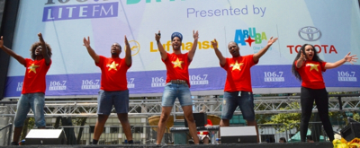BWW TV: What Did You Miss at Bryant Park? SPAMILTON!