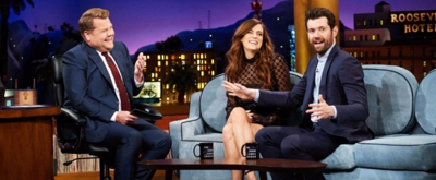 VIDEO: Billy Eichner & Riley Keough Visit LATE LATE SHOW