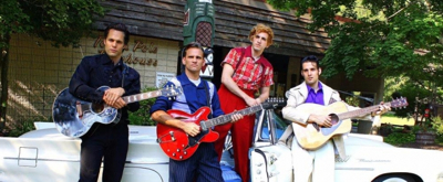 Photo Flash: Meet the Cast of MILLION DOLLAR QUARTET at Totem Pole Playhouse