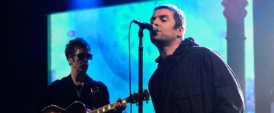 VIDEO: Liam Gallagher Performs 'Wall Of Glass' on LATE SHOW