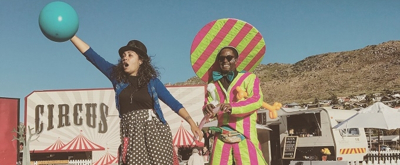 The Fantastic Grifizzi Brothers and their Carnival of Friends Roll Into Stellenbosch This August