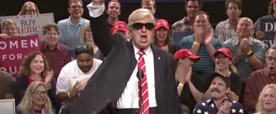 VIDEO: Alec Baldwin Returns as 'Donald Trump' on SNL WEEKEND UPDATE
