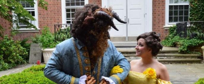 "BWW Interview: BEAUTY AND THE BEAST Spotlight on Bryan M. Pitt- Ritz Theatre's ""Beast"""