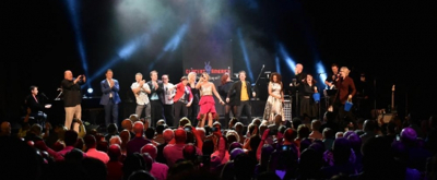 Photo Flash: Alan Cumming, Jane Lynch, Faith Prince and More Onstage in CONCERT FOR AMERICA at the Curran