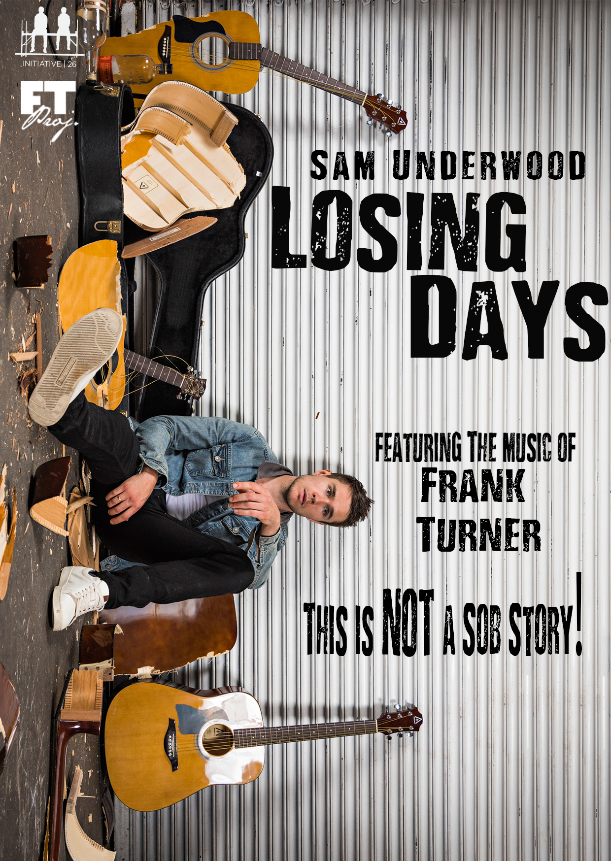 Sam Underwood's LOSING DAYS to Preview This Weekend in NYC