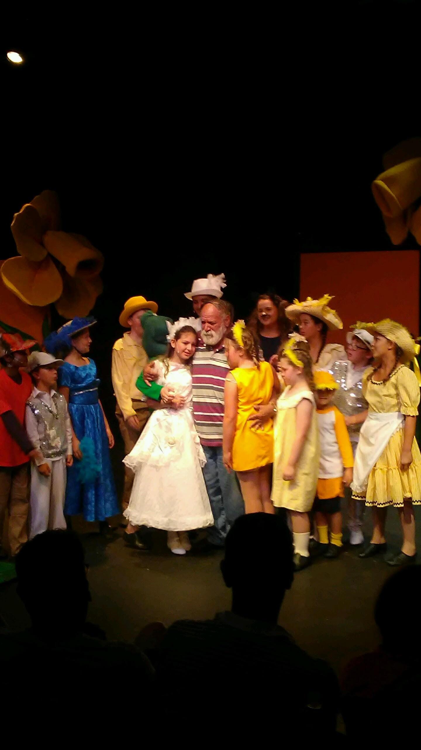 THE BOY FRIEND at California Stage Theatre -  The End of an Era with Sacramento Icon Ron Cisneros