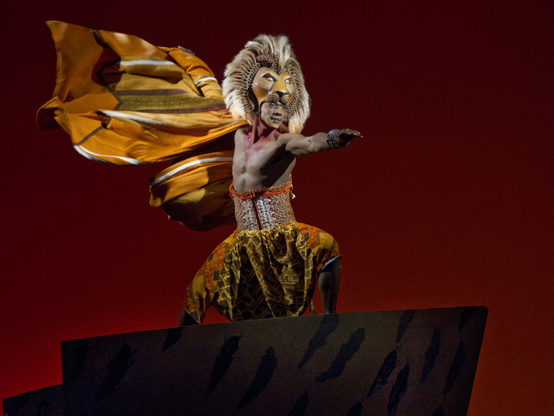 THE LION KING Continues Successful Run In Mexico