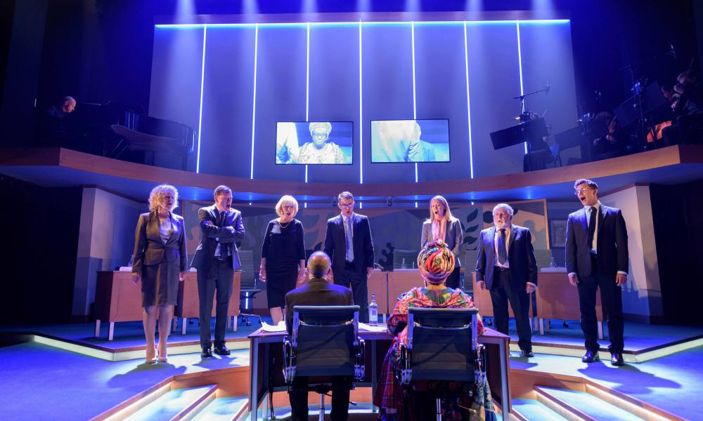 BWW Review: COMMITTEE... (A New Musical), Donmar Warehouse
