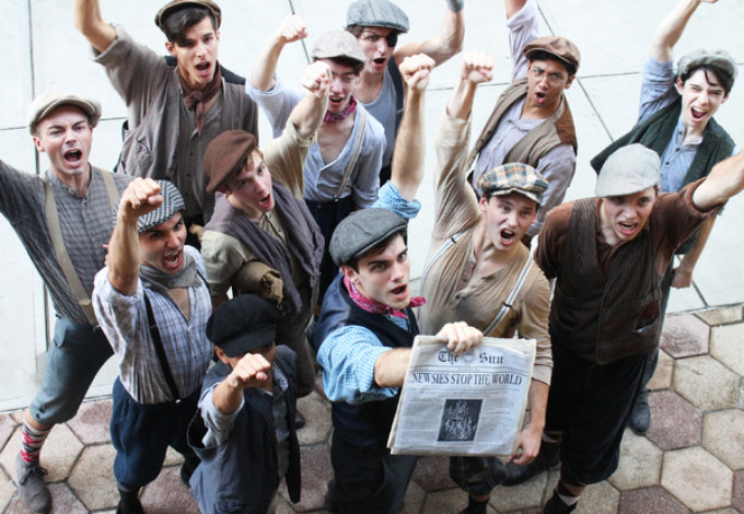 Review Roundup: DISNEY'S NEWSIES at Orlando Repertory Theatre
