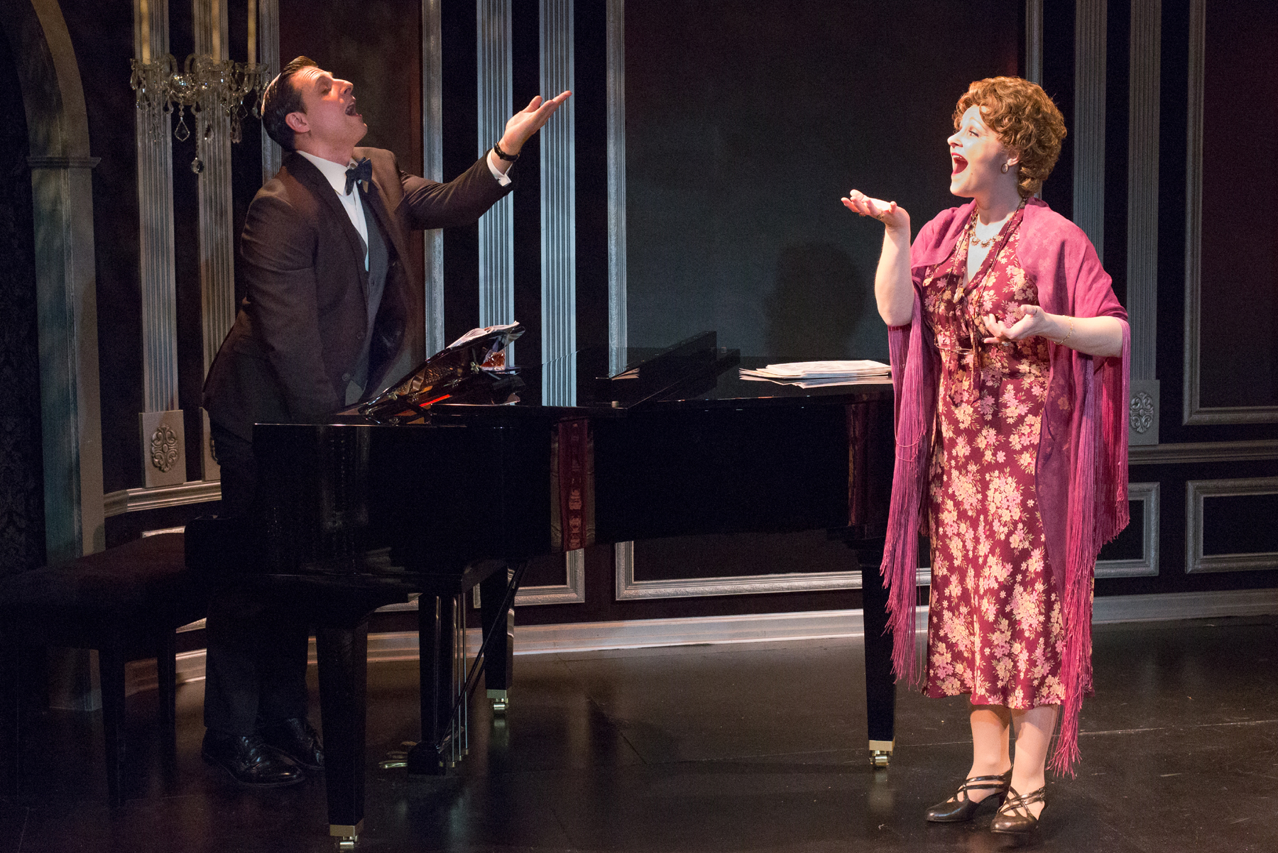 BWW Review: SOUVENIR, A FANTASIA ON THE LIFE OF FLORENCE FOSTER JENKINS at Walnut Street Theatre