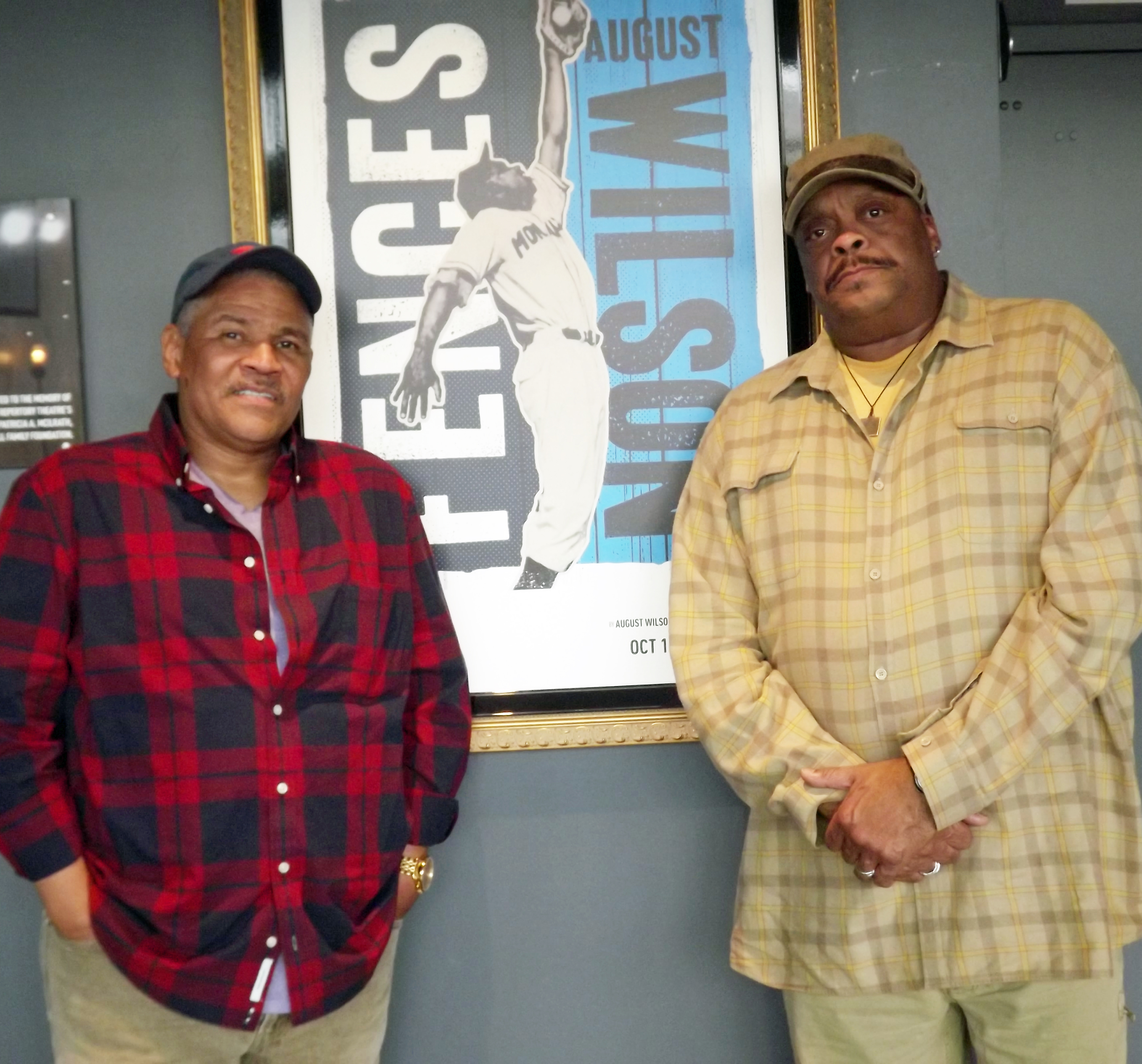 BWW Interview: Ron 'OJ' Parson And AC Smith of FENCES at Kansas City Repertory Theatre