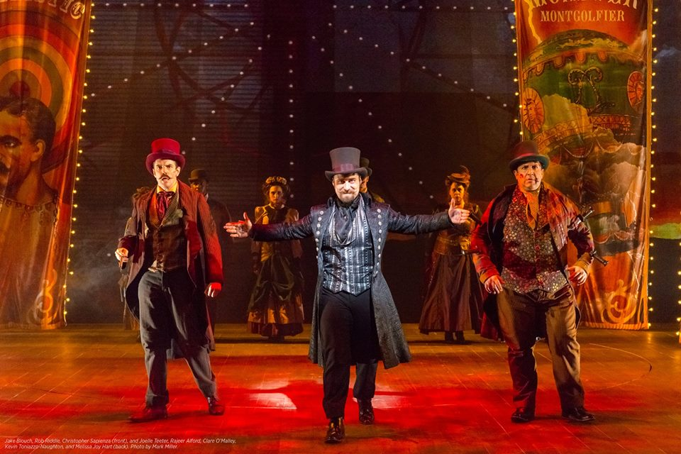Review Roundup: SOMETHING WICKED THIS WAY COMES at Delaware Theatre Company