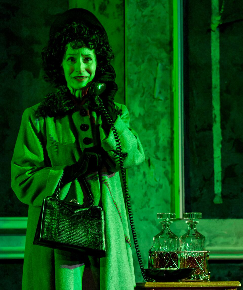 BWW Interview: Barbara Walsh of ANGELS IN AMERICA at Actors Theatre Of Louisville