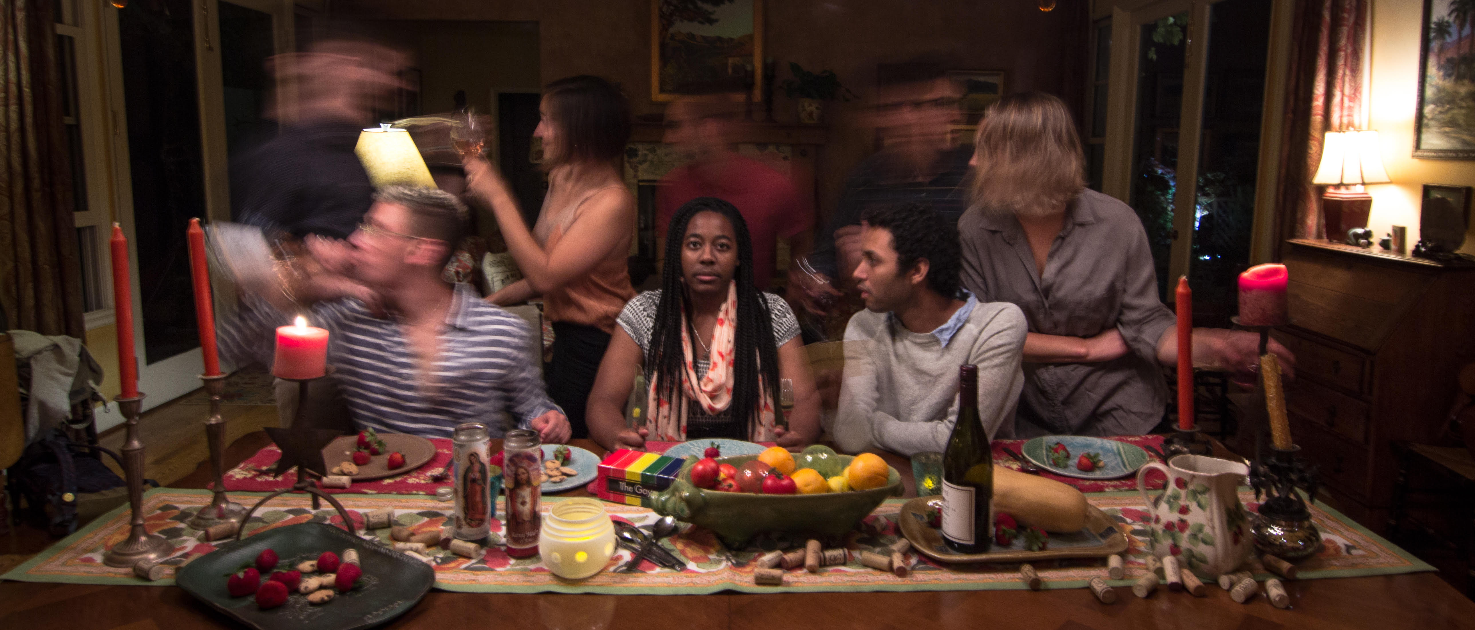 BWW Review: ON THE VERGE SEASON 3 at CAW: Community Arts Workshop