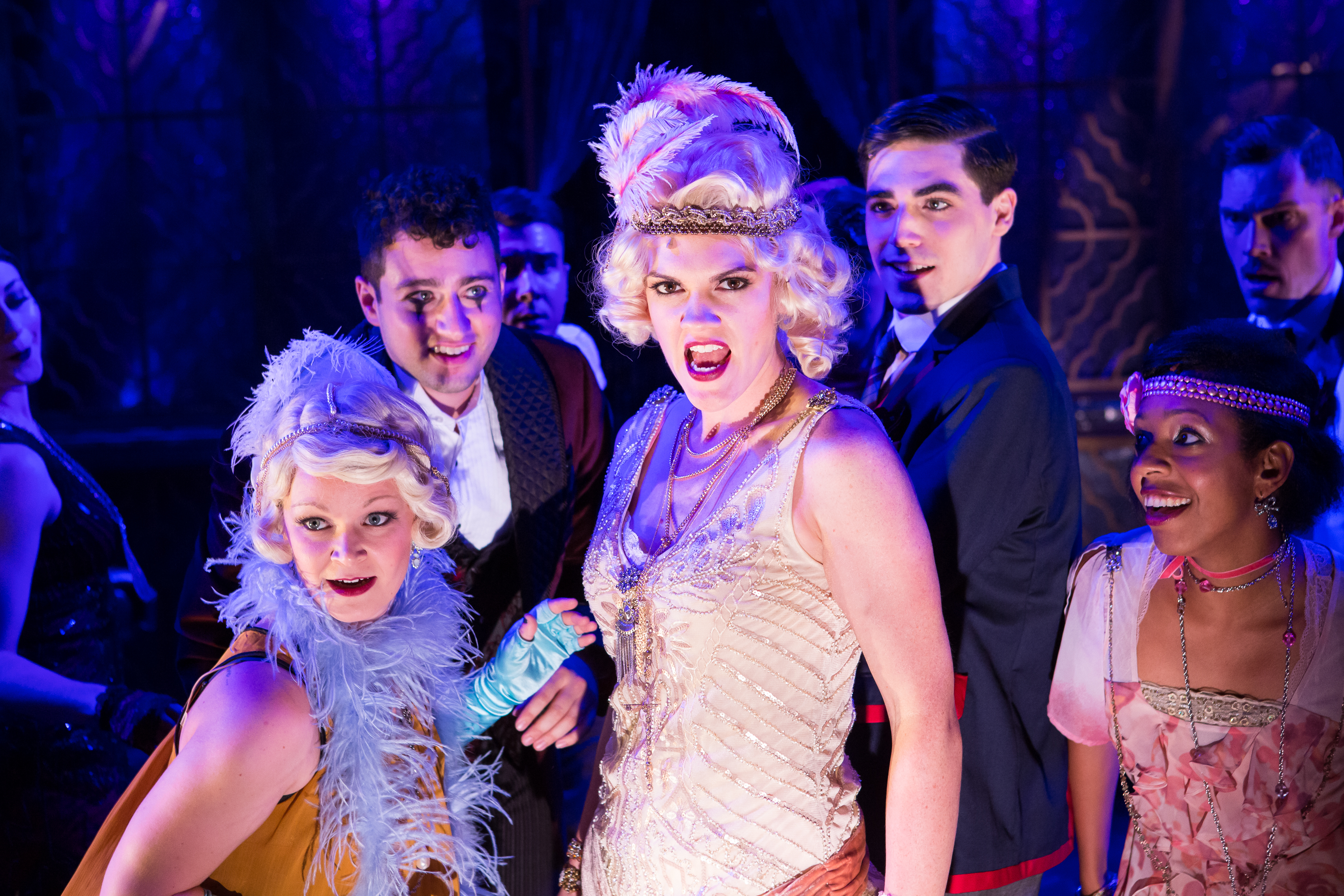 BWW Review: THE WILD PARTY at The Constellation Theatre