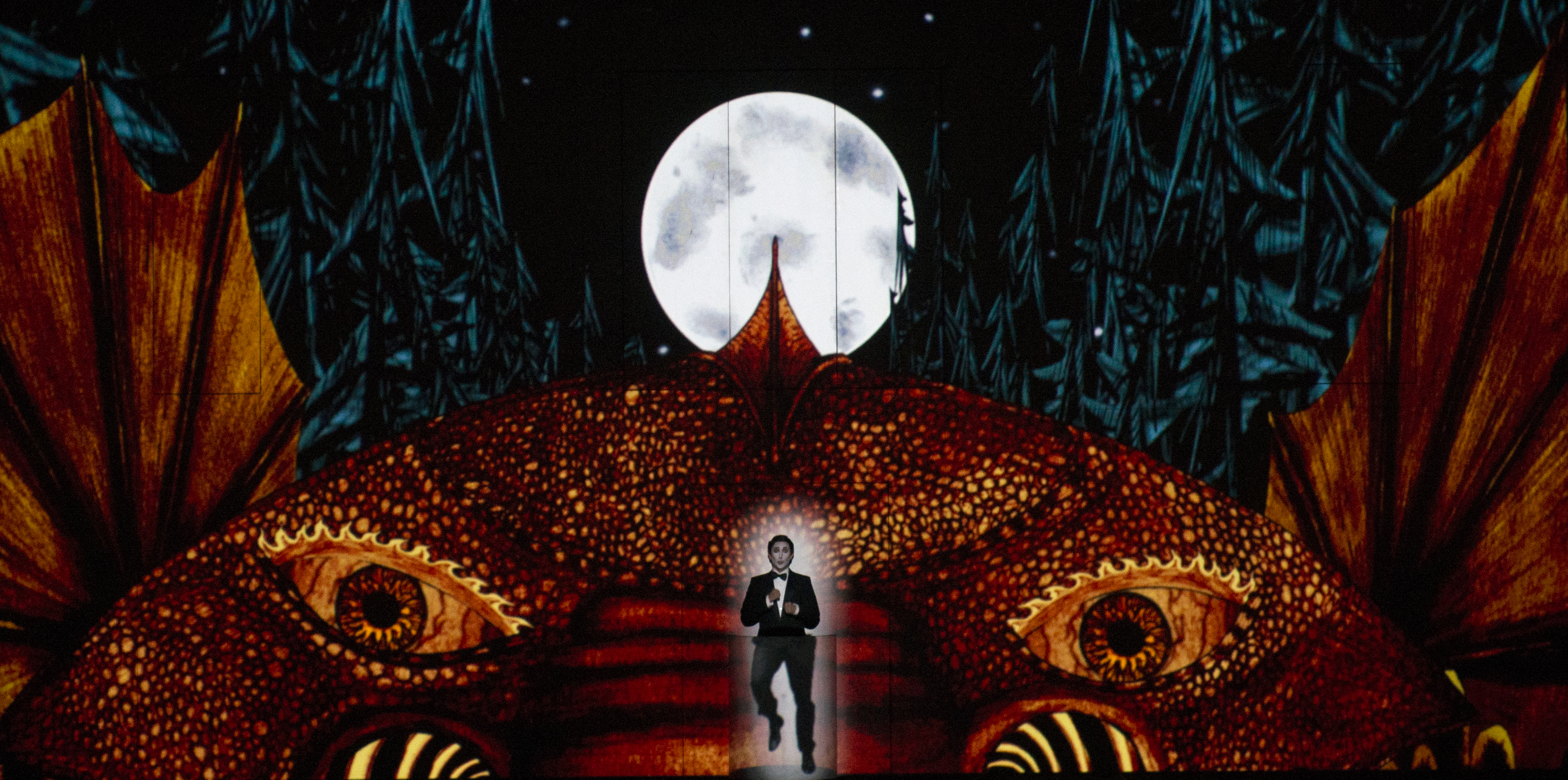 BWW Review: DIE ZAUBERFLOTE (THE MAGIC FLUTE) is a FEAST FOR THE EYES AND EARS at The Aronoff Center