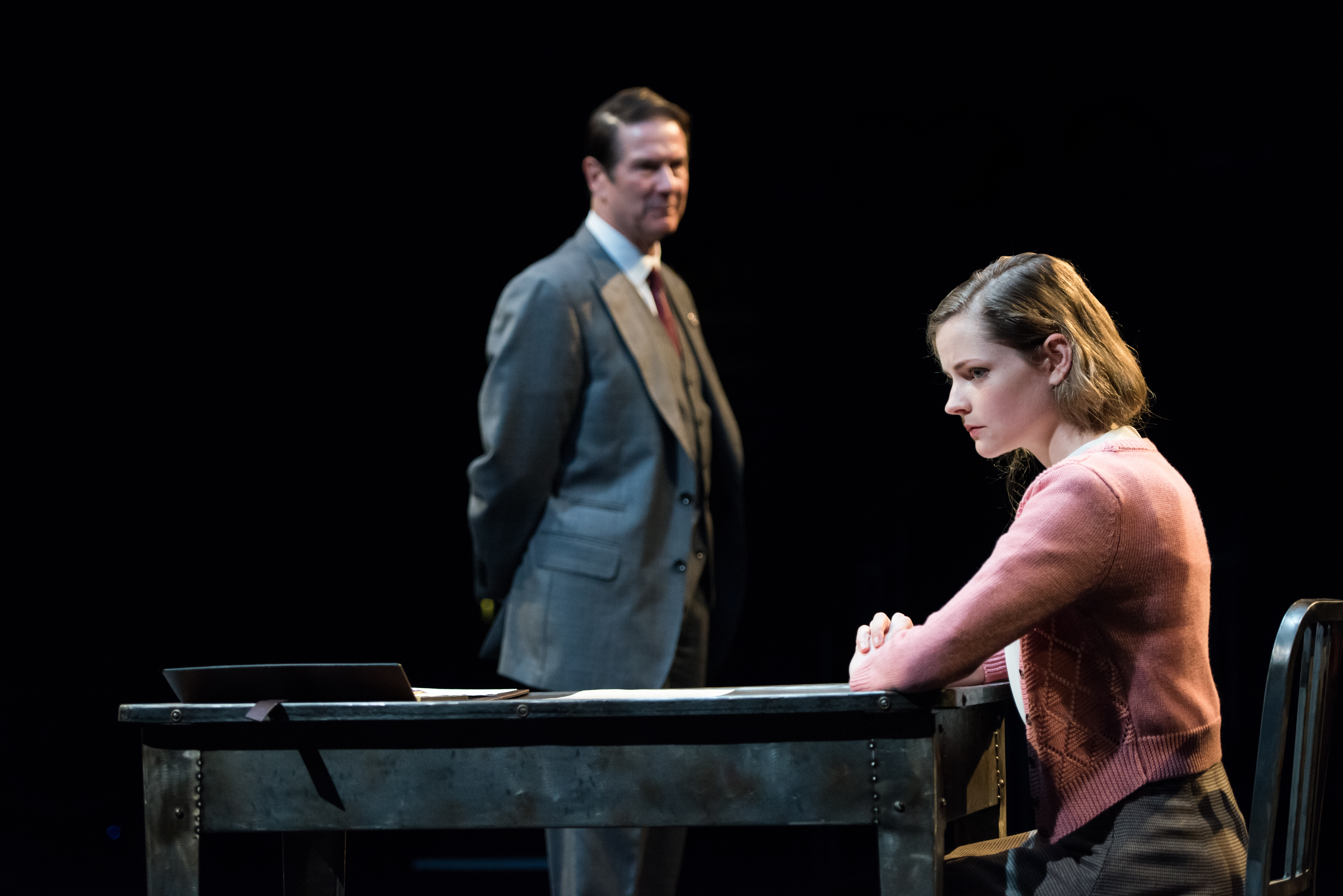 BWW Review: A Gripping Struggle for Souls: WE WILL NOT BE SILENT at CATF