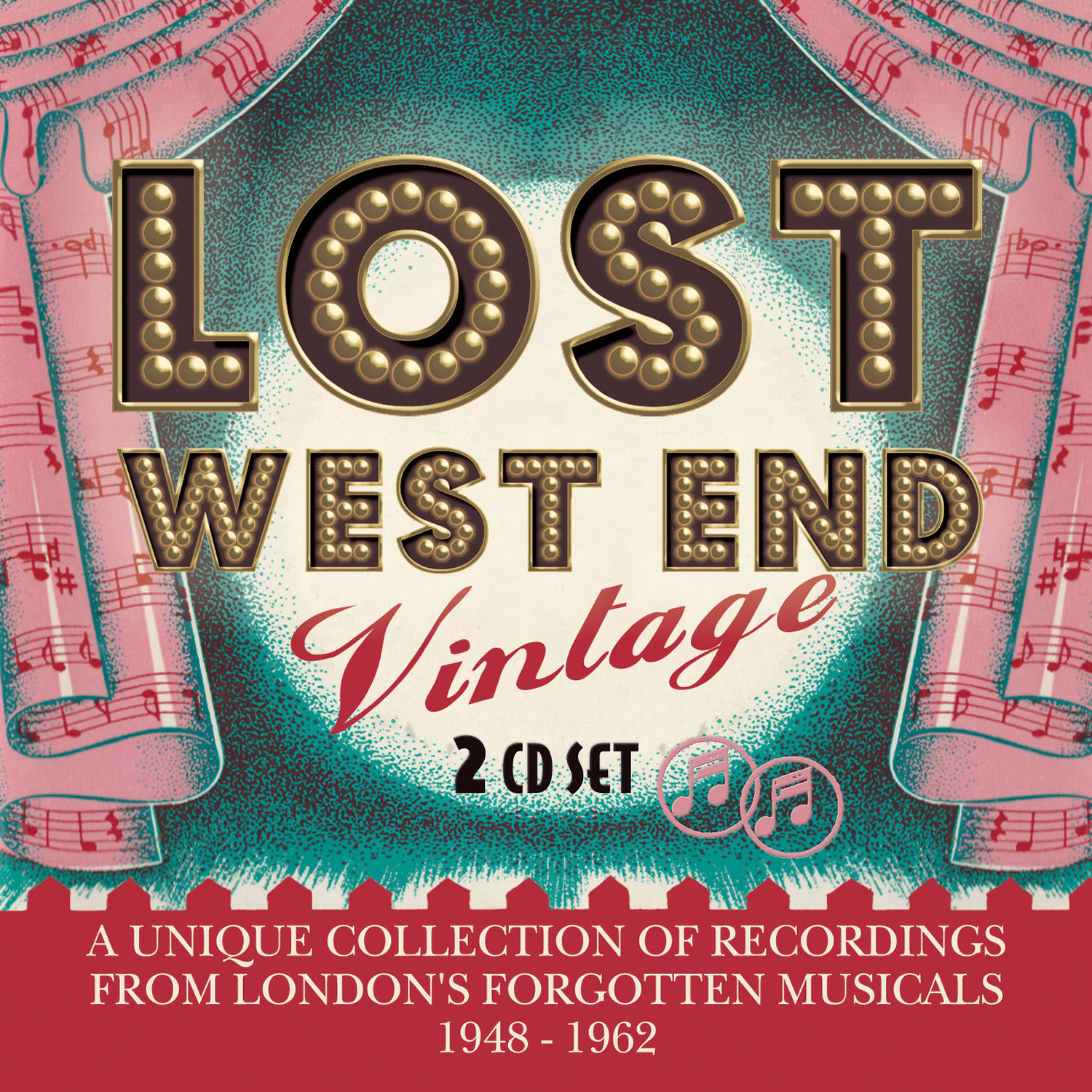 BWW Review: LOST WEST END VINTAGE, Stage Door Records