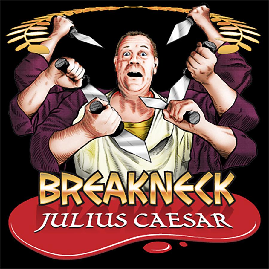 BWW Review: BREAKNECK JULIUS CAESAR at 2017 KC Fringe Festival