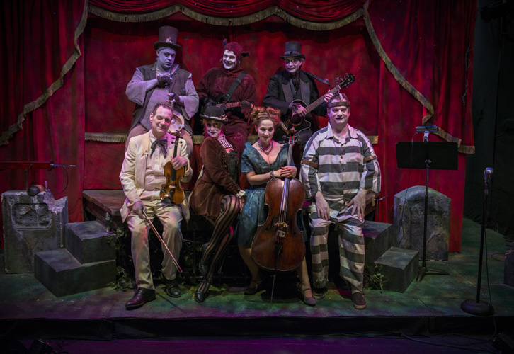 BWW Feature: THE GHASTLY DREADFULS at Center For Puppetry Arts