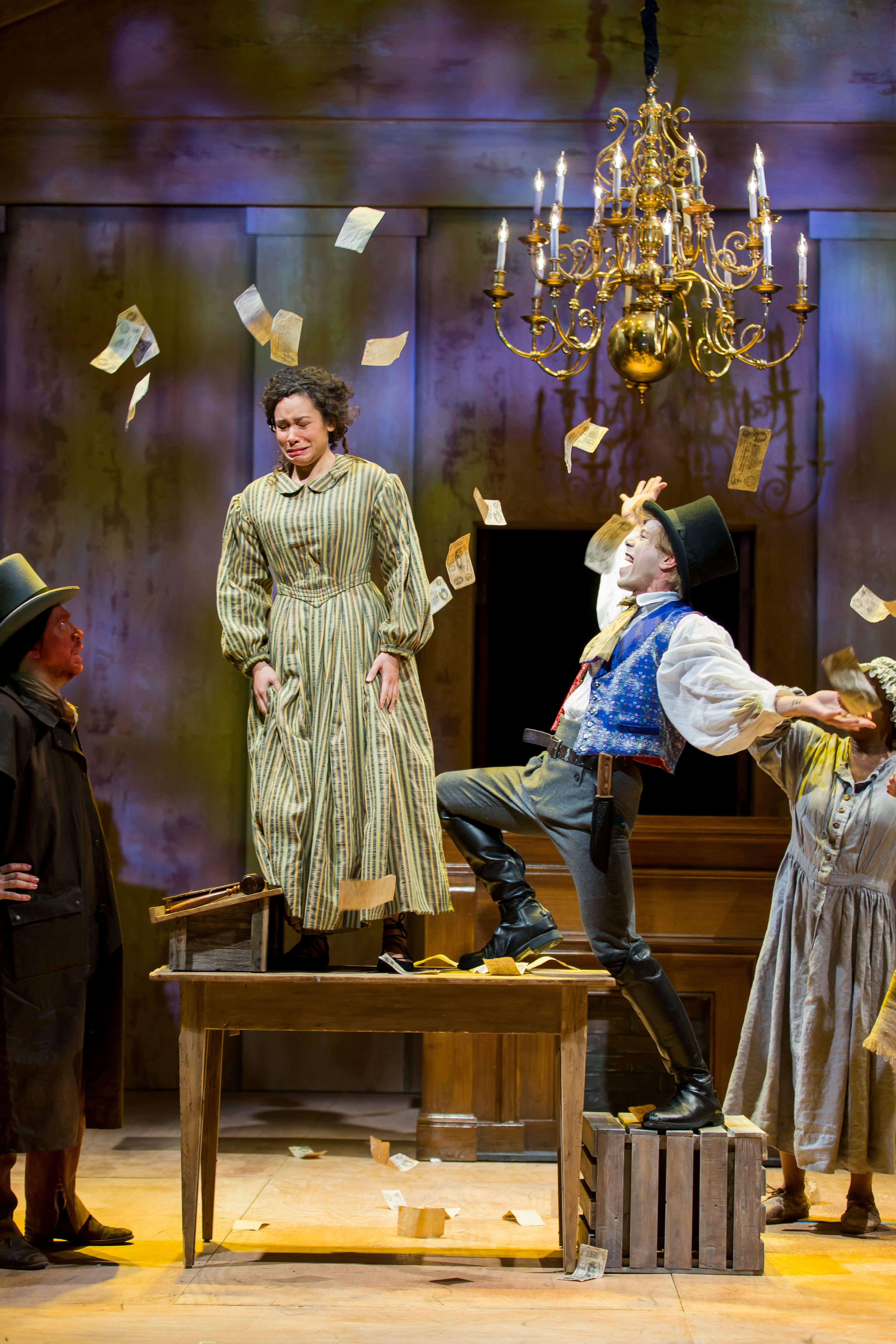 BWW Review: AN OCTOROON is Anything But Black and White at Woolly Mammoth Theatre Company