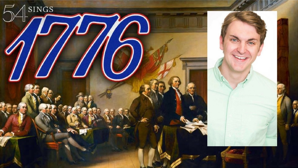 BWW Interview: Matt Redmond Directs 54 SINGS 1776