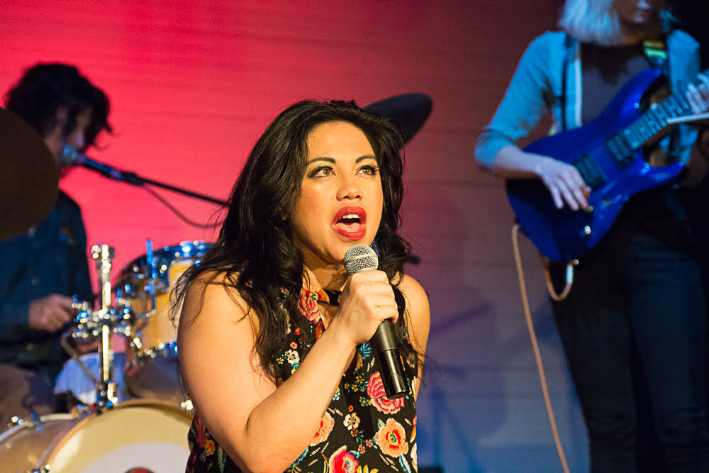 BWW Interview: Maria-Christina Oliveras Talks WE'RE GONNA DIE, Her Unlikely Career Path and the Subversiveness of Presence