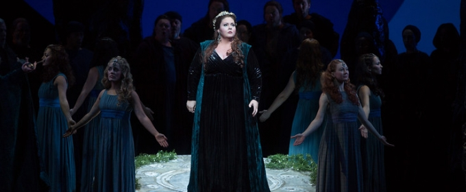 BWW Interview: Walking the Tightrope with Angela Meade in Bellini's IL PIRATA at Caramoor
